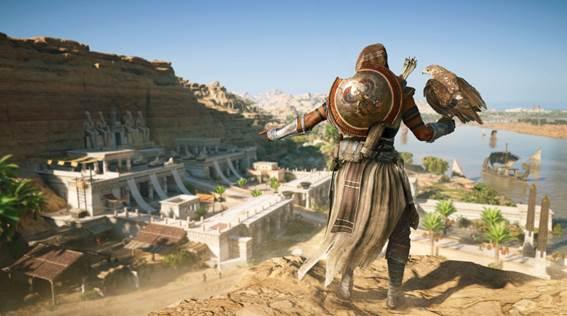 Ubisoft apoia ensino domiciliar disponibilizando gratuitamente Discovery Tour na Grécia Antiga e Antigo Egito
