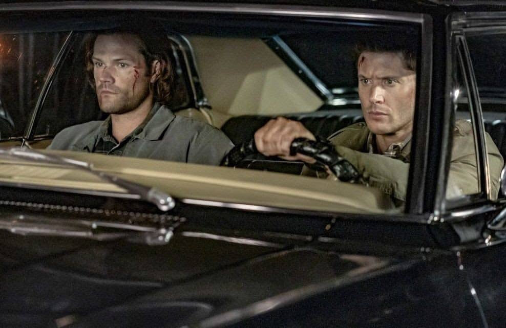 Warner Channel exibe maratona de Supernatural 15