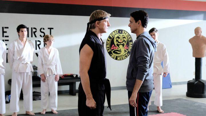 Terceira temporada da série Cobra Kai irá estrear no catálogo da Netflix