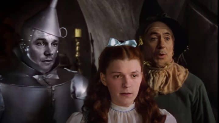 Deep Fake | Vídeo conta a história dos Vingadores de Oz, com Tom Holland como Dorothy