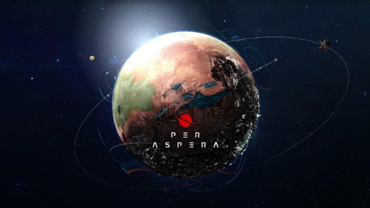 Per Aspera leva a construção de cidades ao nível planetário em novo trailer da Tlön Industries e da Raw Fury