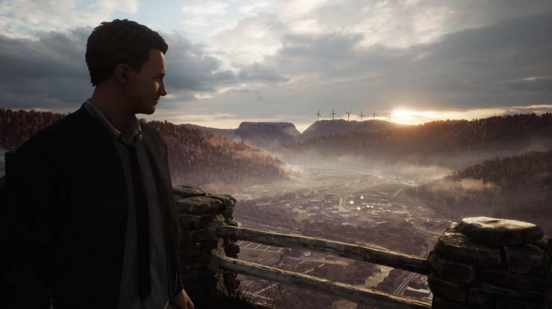 Twin Mirror tem novo teaser revelado durante o PC Gaming Show