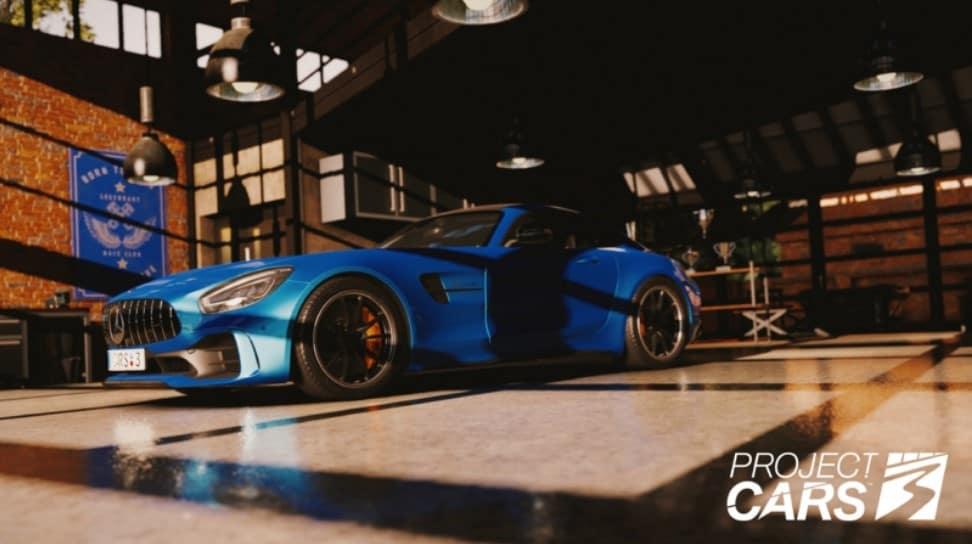 Sua jornada automobilística definitiva começará em breve com Project Cars 3