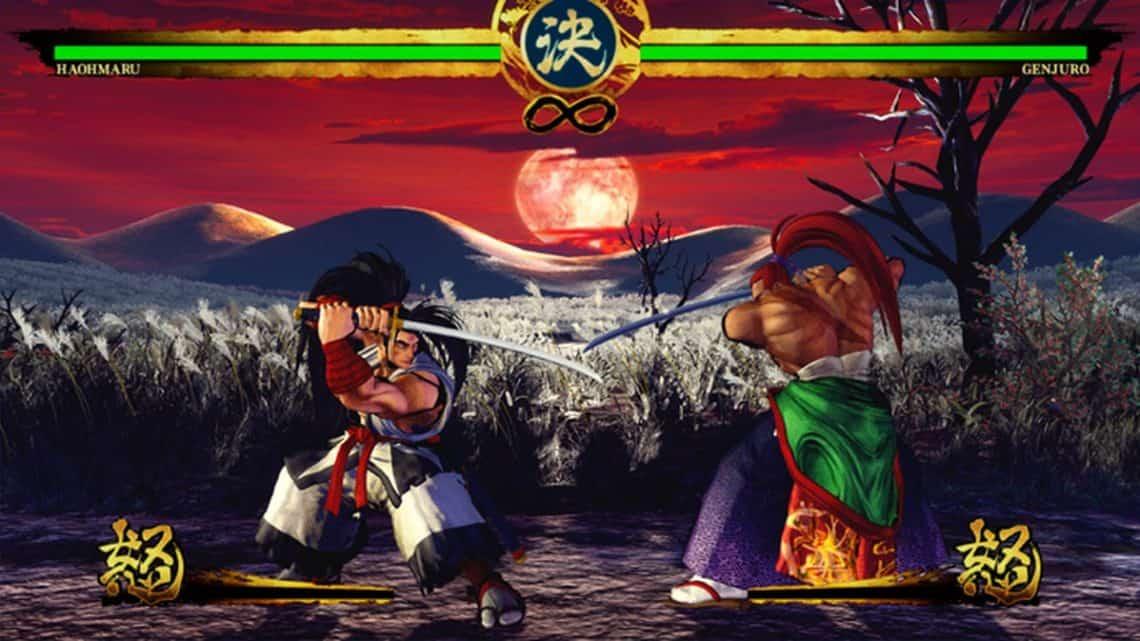 Samurai Shodown enfim disponível para PC