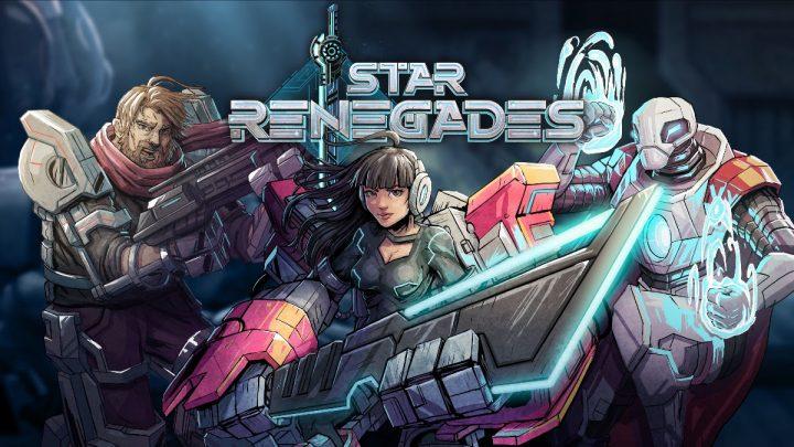 Star Renegades recebe eletrizante novo trailer inspirado na estética dos animes