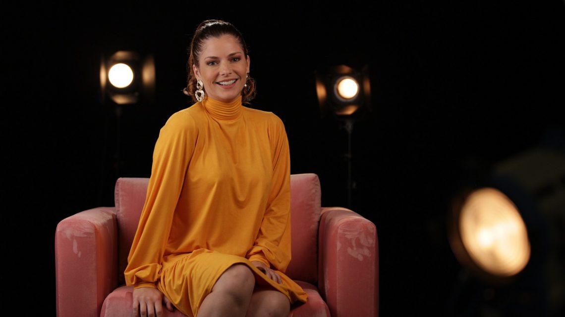 Ana Paula Tabalipa é a nova apresentadora da faixa Lifetime Movies