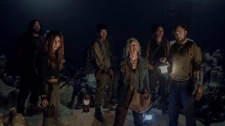 Novidades 10ª temporada Walking Dead, na FOX