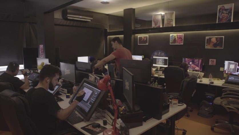 Combo Estúdio fará animação de superprodução da Netflix