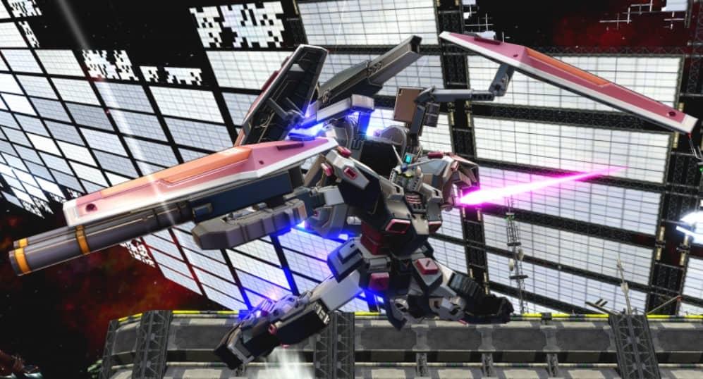 GamePlay | Finalmente hoje saiu o Mobile Suit Gundam Extreme Vs. Maxiboost On com muitas novidades