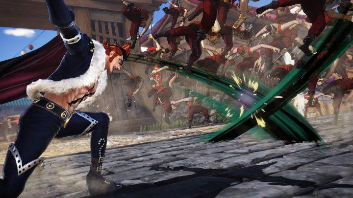 X DRAKE chegará ao jogo One Piece: Pirate Warriors 4 no fim do ano