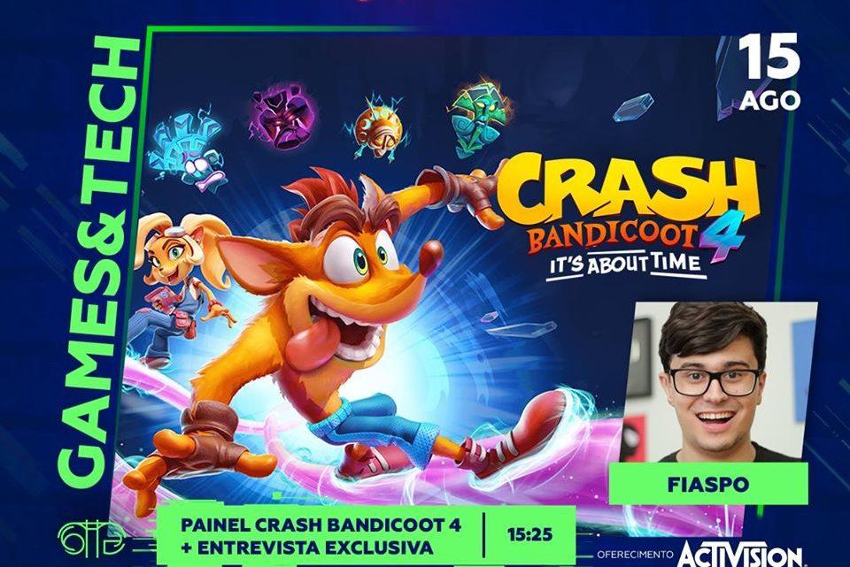 Geek Nation Livestream terá conteúdos especiais de filmes e games