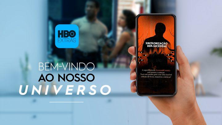 HBO Extras lança interface de usuário