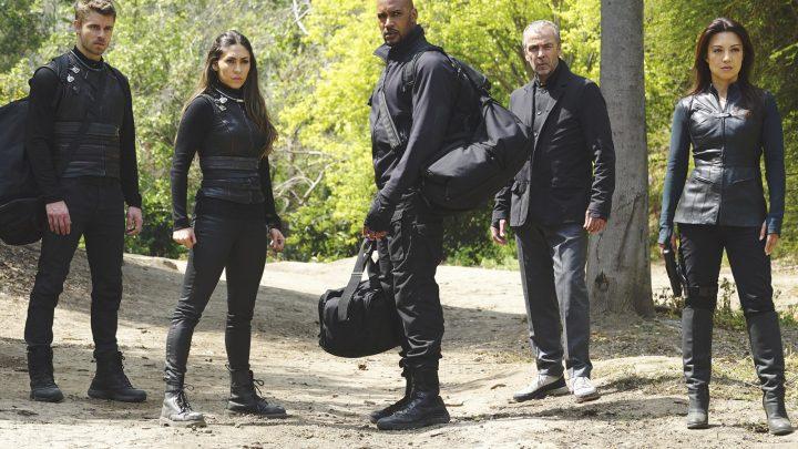 Terceira temporada de 'Agentes da S.H.I.E.L.D.' será reexibida na TV Globo