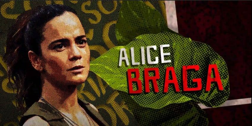 Warner anuncia elenco do novo Esquadrão Suicida com Alice Braga
