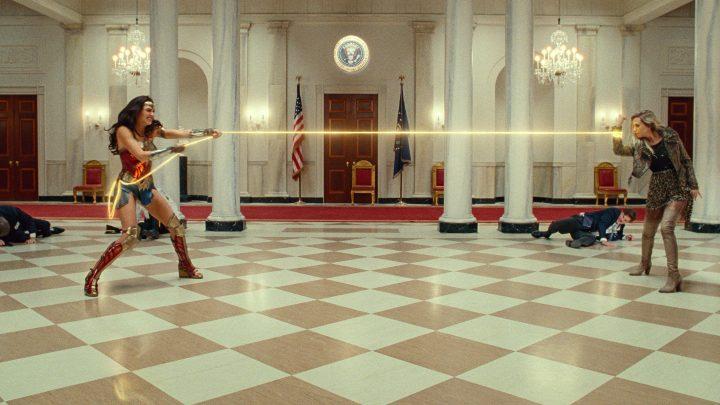 Com cenas inéditas Warner mostra novo trailer da Mulher-Maravilha 1984