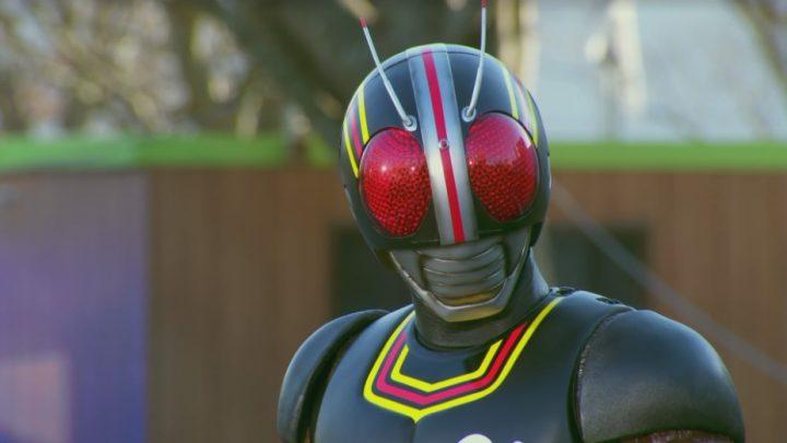 Ricardo Cruz canta tema oficial de Black Kamen Rider, que estreia neste domingo na BAND