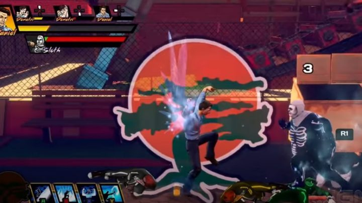 Série Cobra Kai vira vídeo game arcade