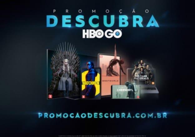 Conhecimento sobre séries da HBO rende prêmios na promoção DESCUBRA HBO GO