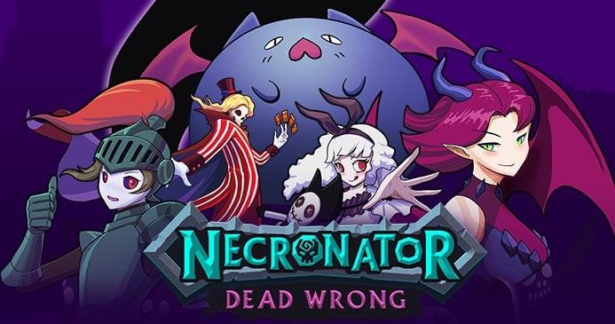 Necronator: Dead Wrong chega em 30 de julho totalmente em português. Códigos de review já disponíveis!