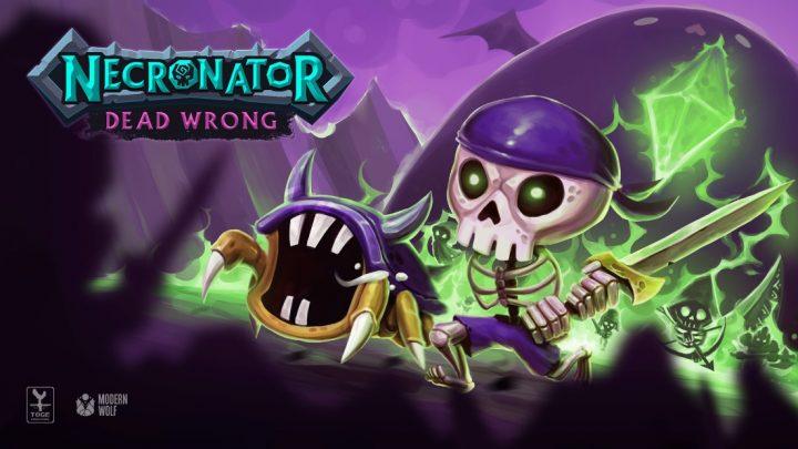 Necronator: Dead Wrong está disponível com desconto especial