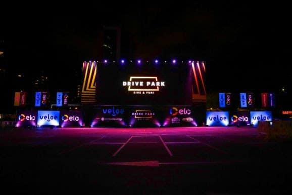 Vigor é patrocinadora do Drive Park, maior tela de cinema a céu aberto da América Latina