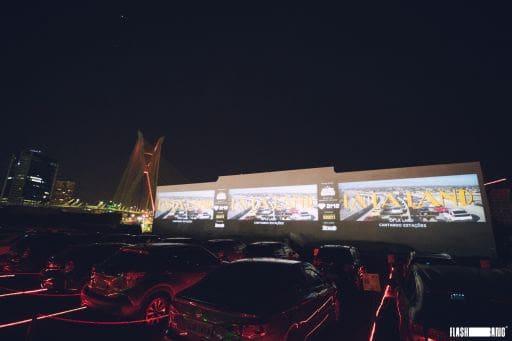 Após sucesso, Arena Estaiada Drive-In terá funcionamento estendido até outubro e se tornou opção versátil para eventos