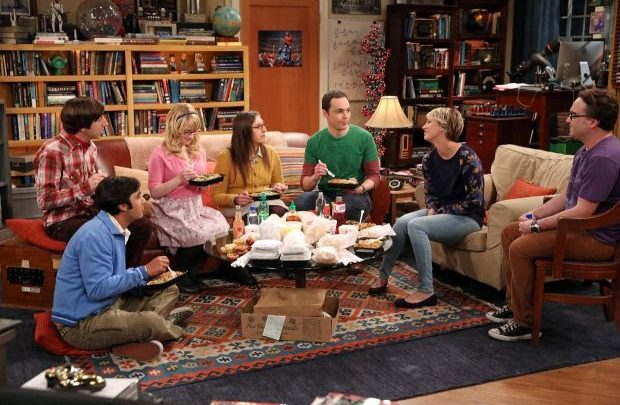 Warner Channel exibe maratona de The Big Bang Theory no Dia dos Pais