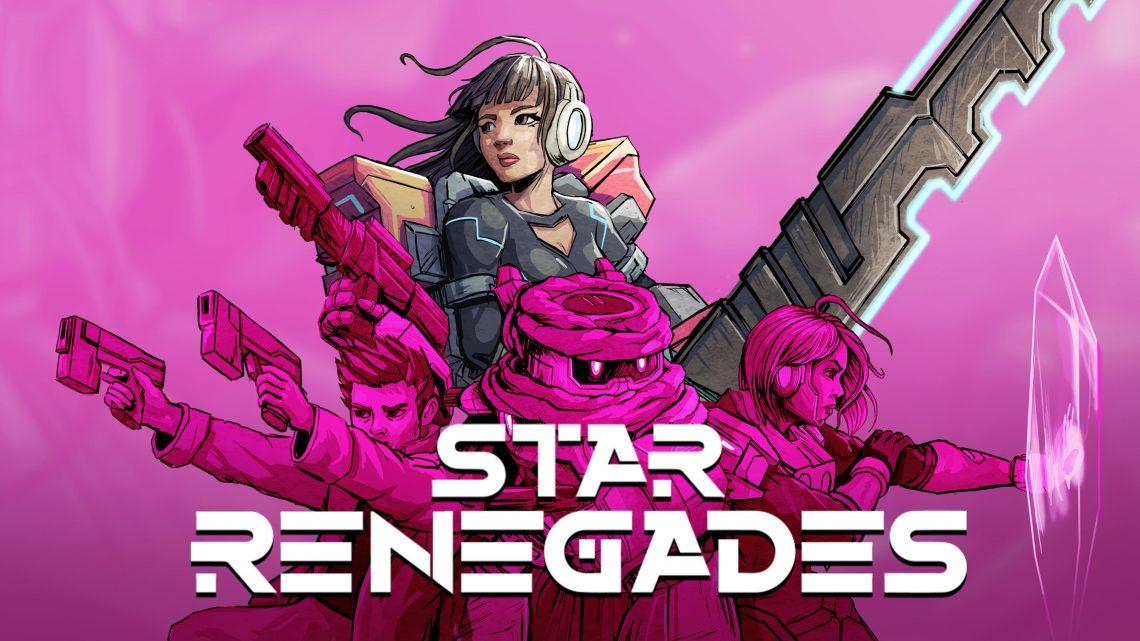 A rebelião começou! Star Renegades chega em 8 de setembro