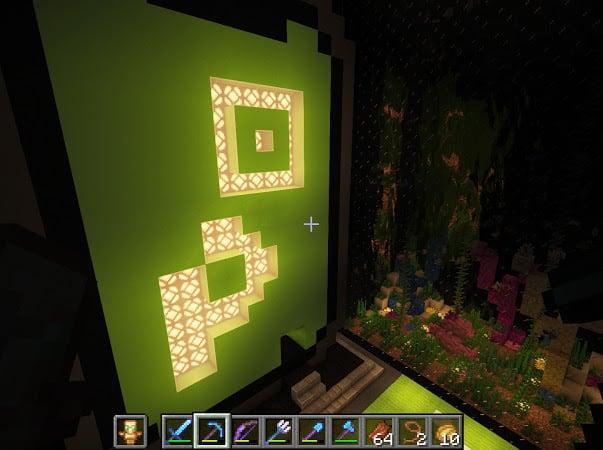 Mundo criado por Felipe Neto e PicPay no universo Minecraft já está disponível para download
