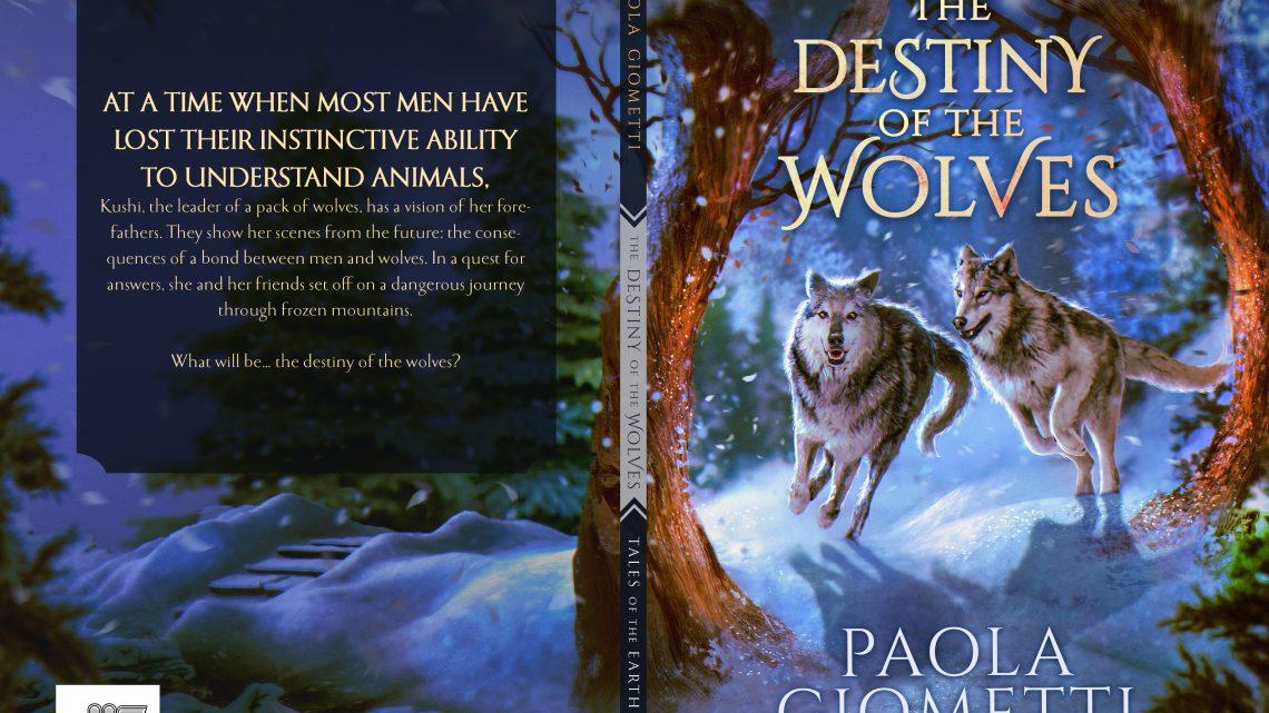Paola Giometti lança The Destiny of the Wolves