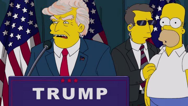 """Especial de """"Os Simpsons"""" reúne episódios com as previsões da turma de Springfield FOX Channel"""
