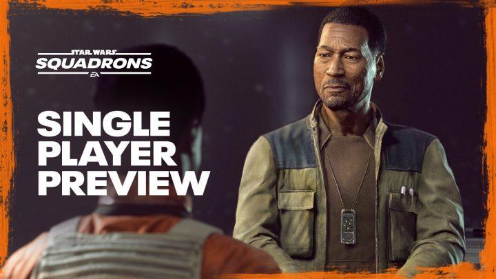 Star Wars: Squadrons lança novo trailer do modo campanha ao vivo na noite de abertura da Gamescom