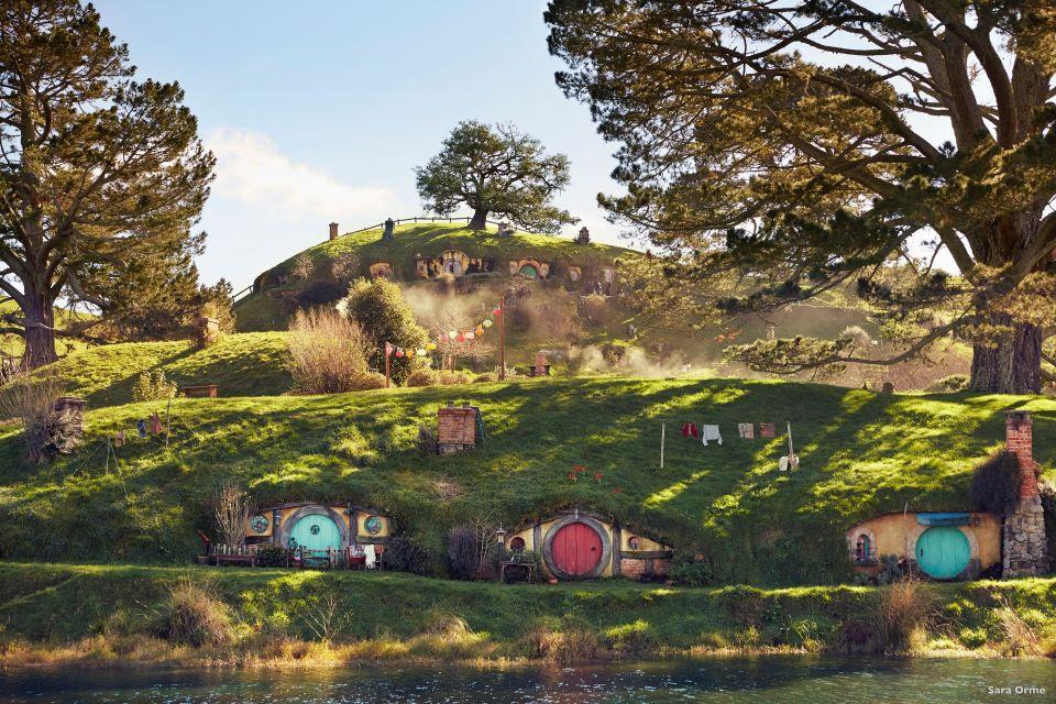 No Dia do Hobbit, conheça locações e paisagens na Nova Zelândia que foram cenário para os filmes baseados na obra de JRR Tolkien