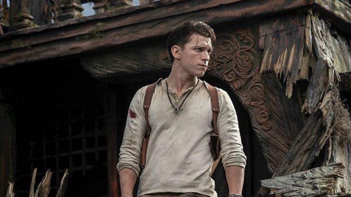 Tom Holland aparece em primeira imagem do filme de Uncharted