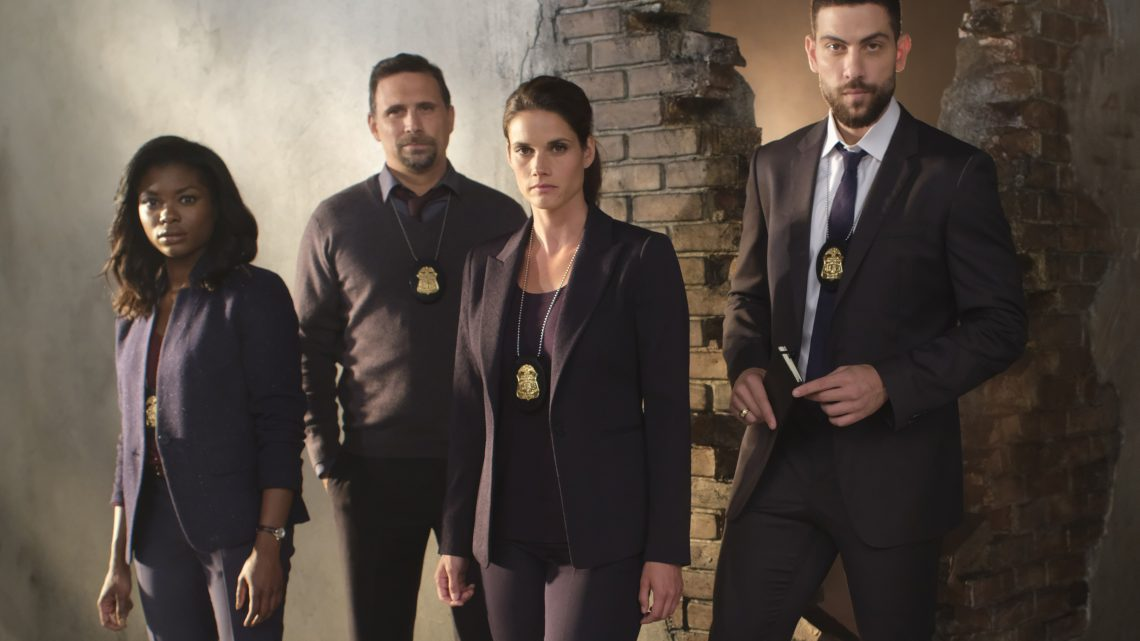 FBI estreia na TV Globo