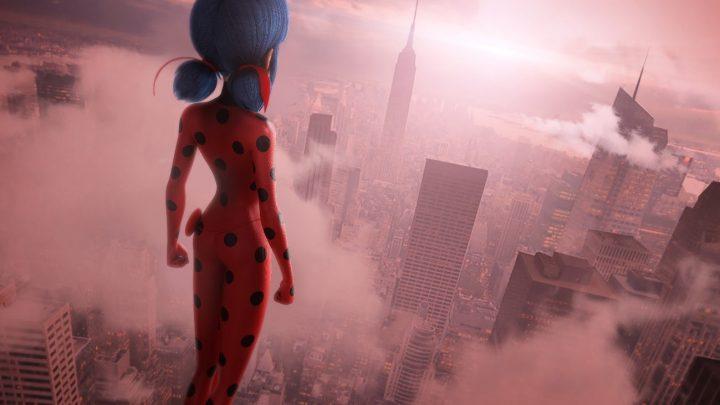 """""""Miraculous World: Nova Iorque, Heróis Unidos"""" estreia em novembro no Gloob"""