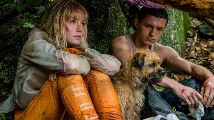 Confira o primeiro trailer e artes do novo filme com Tom Holland e Daisy Ridley, Mundo em Caos