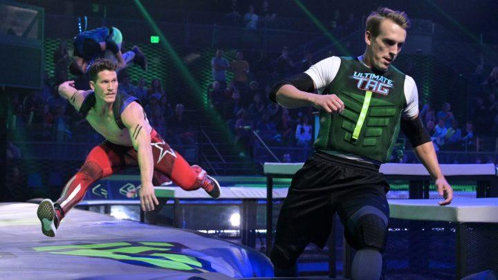 [FOX Channel] ULTIMATE TAG – Saiba tudo sobre o game de habilidade física
