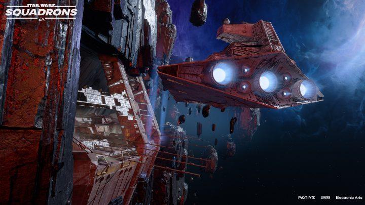 B-wing, Defensor TIE e partidas personalizadas já estão disponíveis em Star Wars: Squadrons
