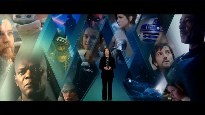 Disney + anuncia novos derivados de Star Wars