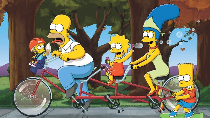 FOX Channel | DE FÉRIAS COM OS SIMPSONS – Especial traz 33 episódios de viagens da família amarela