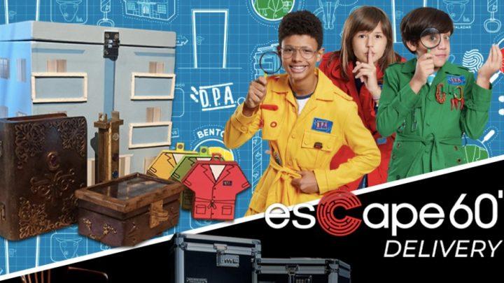 Escape 60 lança modelo de microfranquia