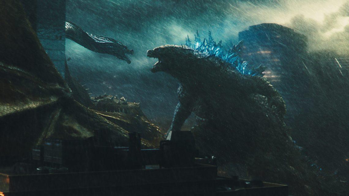 A batalha épica 'GODZILLA II: REI DOS MONSTROS' está disponível agora na HBO GO