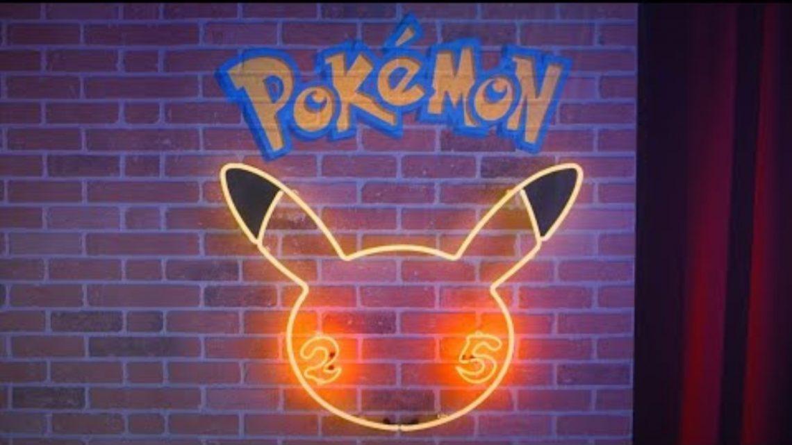 25 anos de Pokémon: Eventos virtuais celebram o aniversário da franquia