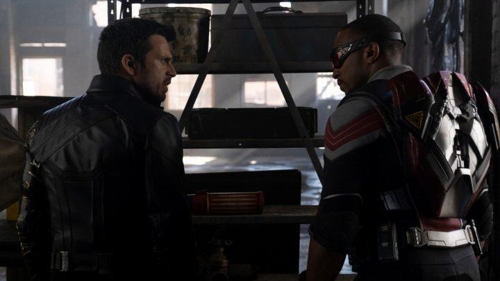 Marvel divulga trailer final da série Falcão e o Soldado Invernal que estreia esta semana