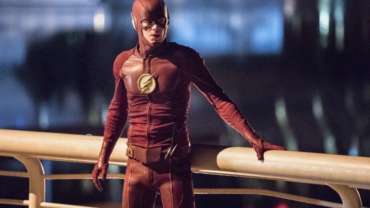 Um tour pelo traje icônico de 'The Flash' antes da estreia da 7ª temporada