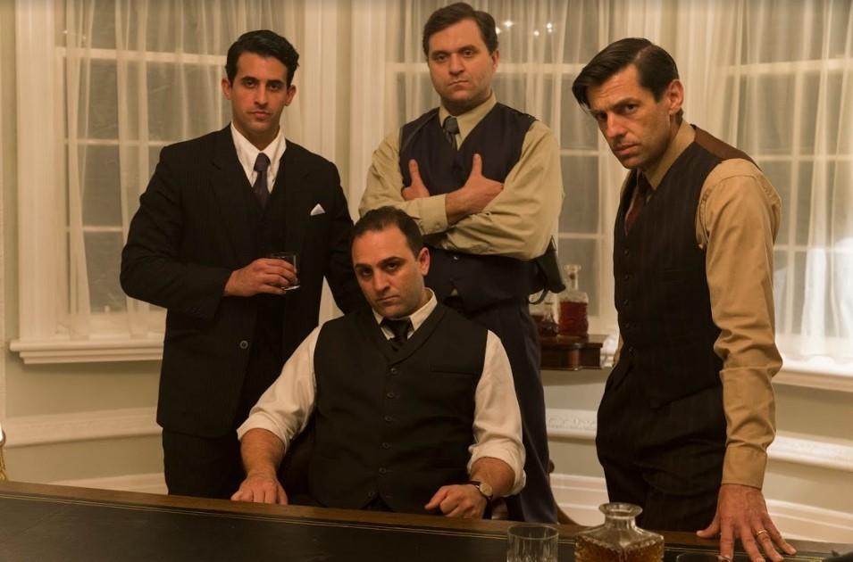 Nat Geo – Estreia amanha – A Historia da Mafia: Nova York