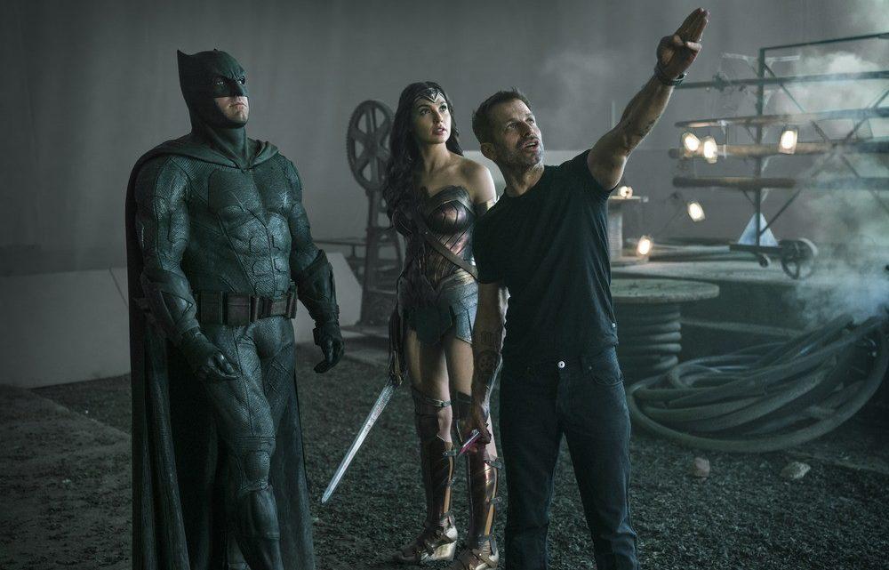 Liga da Justiça de Zack Snyder terá grandes nomes na dublagem brasileira