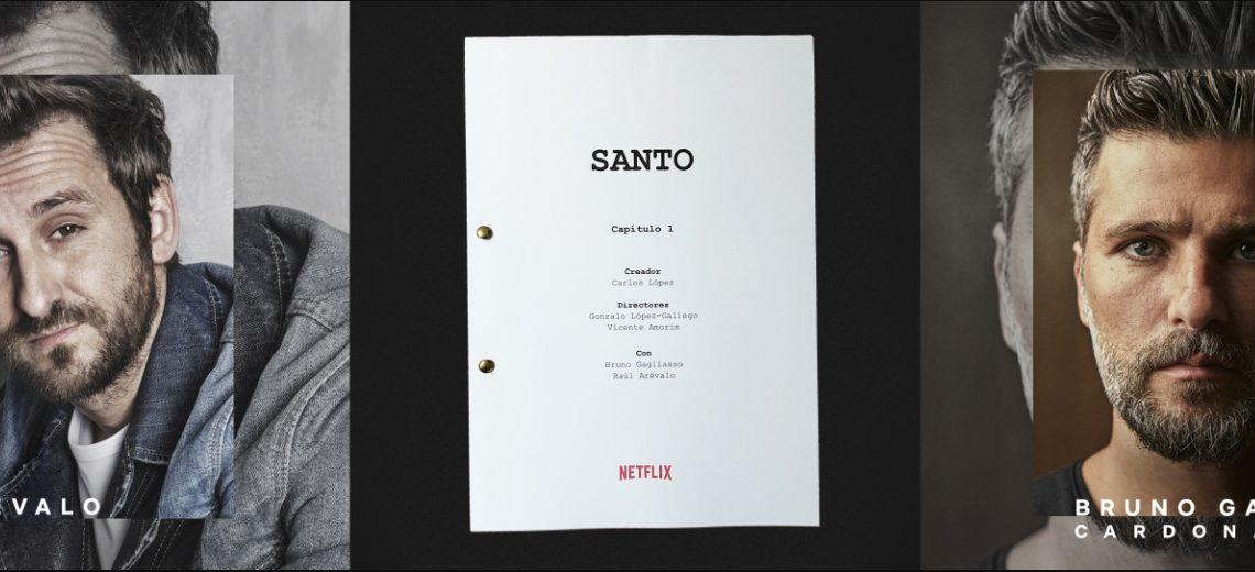 Bruno Gagliasso estreia em Santo, série original espanhola da Netflix
