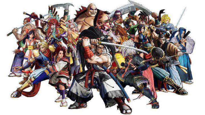 Samurai Shodown já está disponível para Xbox Series X|S
